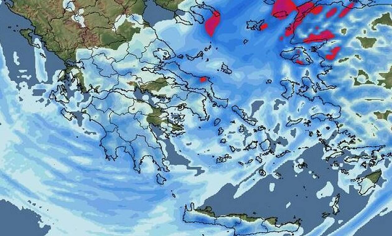 Καιρός: «Ερχεται τριήμερο κακοκαιρίας και χιονοπτώσεων. Θα χιονίσει και στην καρδιά της Αθήνας;»
