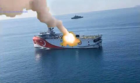 Ο Βελόπουλος «βύθισε» το Oruc Reis – Viral το βίντεό του στο Twitter