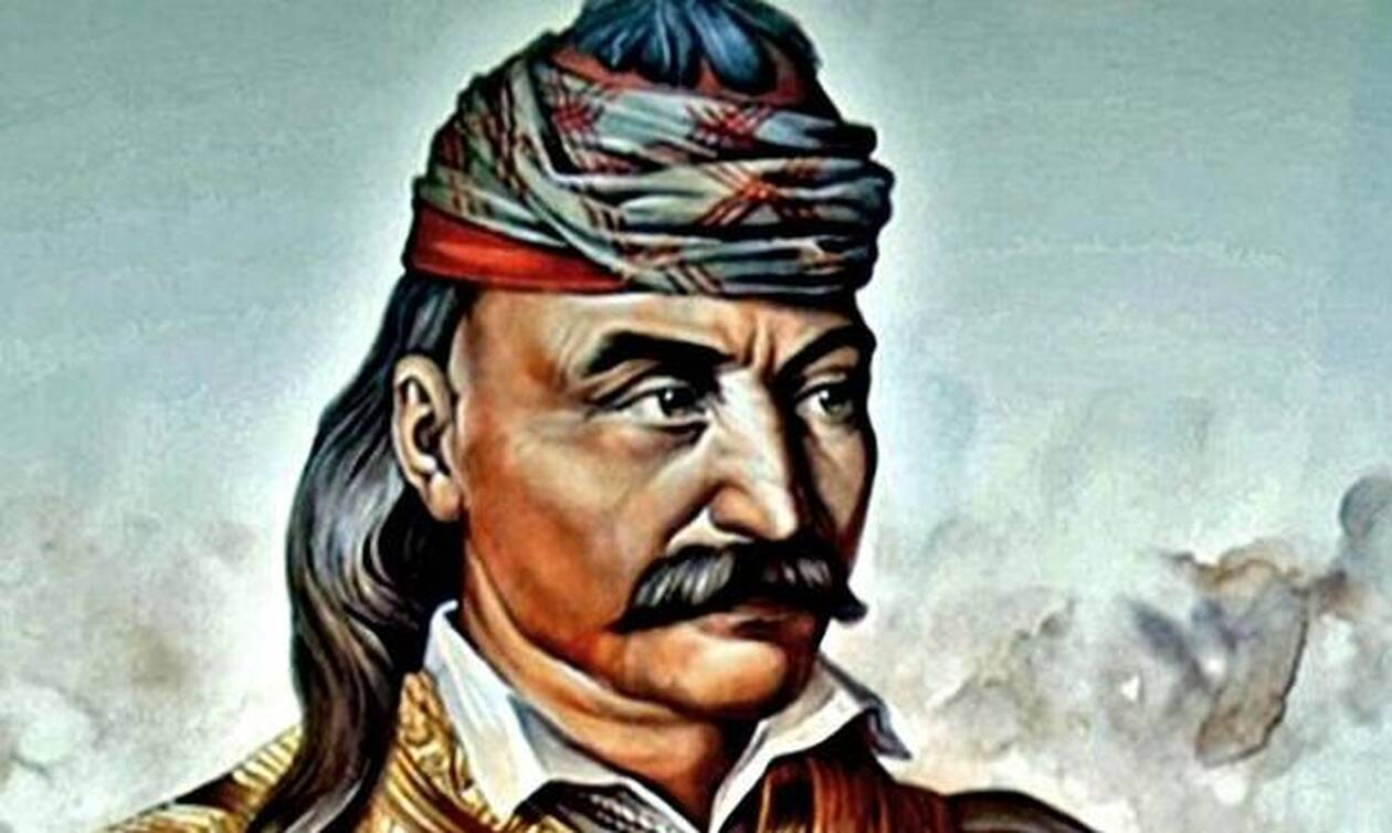 Σαν σημέρα το 1843 πεθαίνει ο ηγέτης της Ελληνικής Επανάστασης, Θεόδωρος Κολοκοτρώνης
