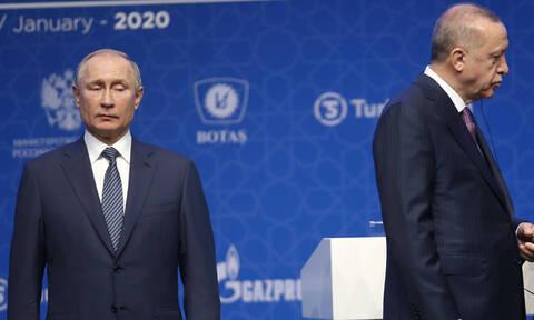 Ρήγμα στις σχέσεις Πούτιν – Ερντογάν: Η κίνηση του «σουλτάνου» που εξόργισε τον «τσάρο»