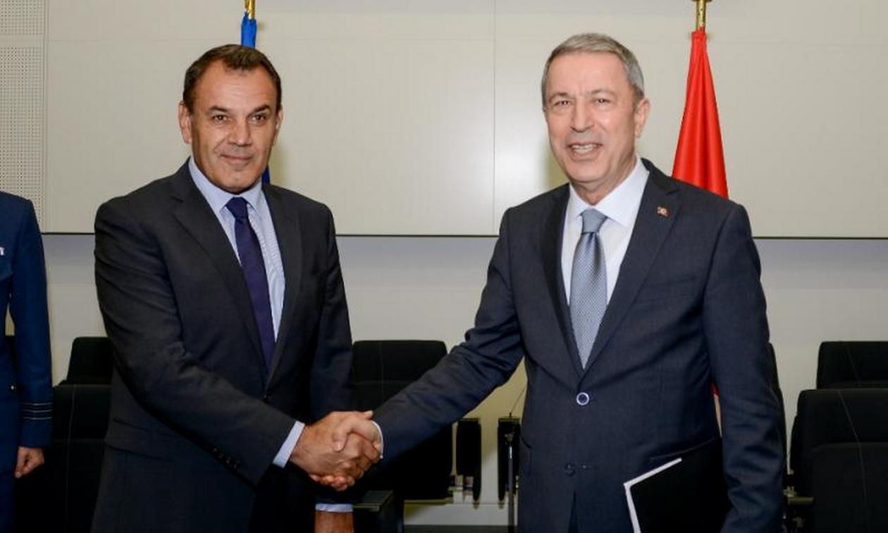 Ελλάδα – Τουρκία: Αρχίζουν ξανά οι συζητήσεις για τα Μέτρα Οικοδόμησης Εμπιστοσύνης