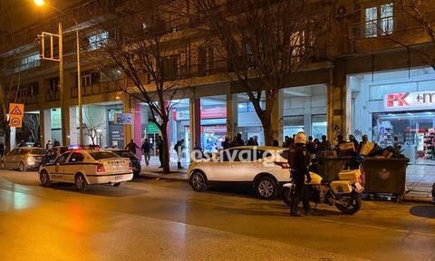 Θεσσαλονίκη: Αιματηρή συμπλοκή αλλοδαπών - Δύο μαχαιρωμένοι