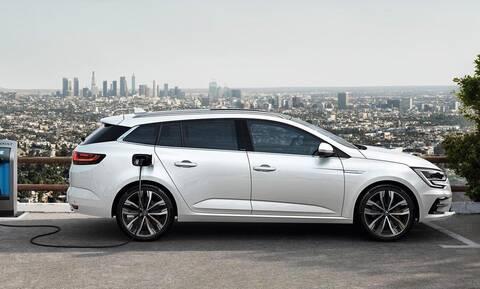 Αυτό είναι το νέο Renault Megane και με plug-in υβριδική έκδοση
