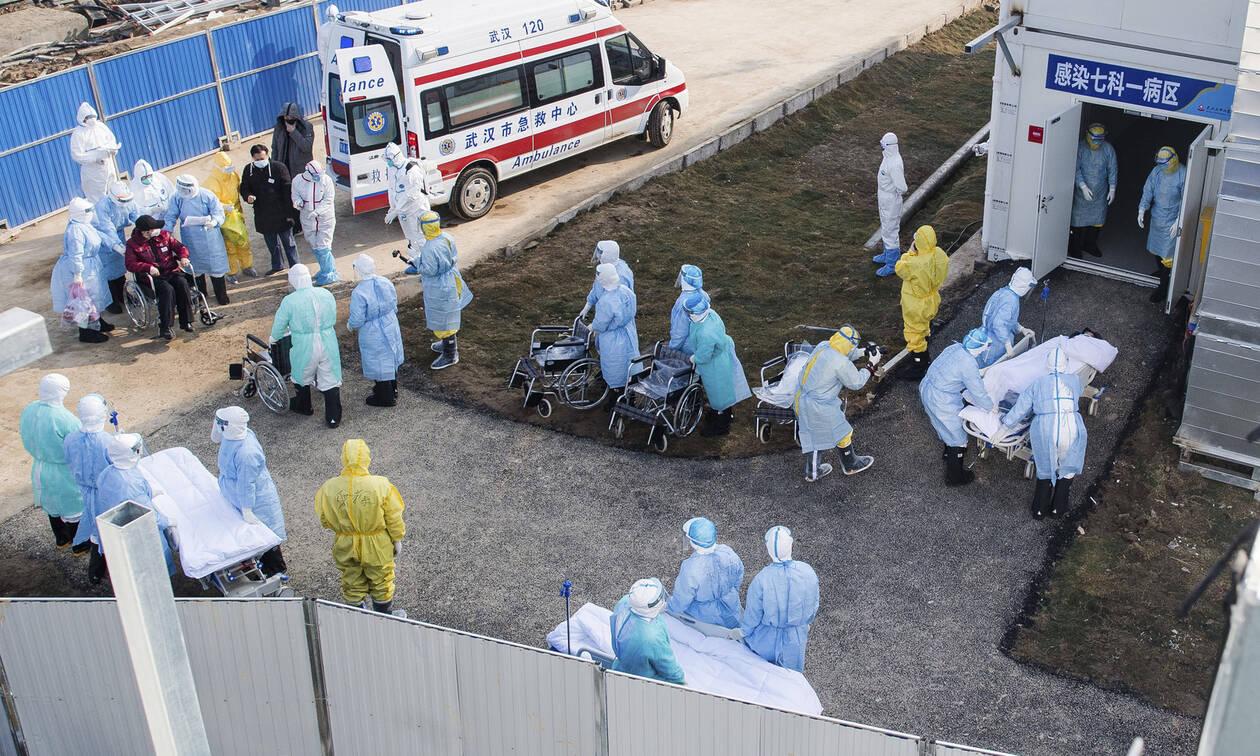 Κοροναϊός: Στους 427 οι νεκροί – Πάνω από 20.000 κρούσματα σε 25 χώρες