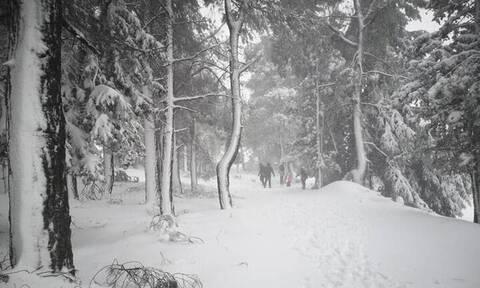Έκτακτο δελτίο επιδείνωσης του καιρού: Έρχονται χιονοπτώσεις, καταιγίδες και θυελλώδεις άνεμοι