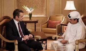 Мицотакис проводит рабочую поездку в Абу-Даби