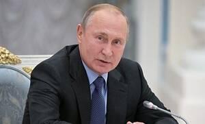 Путин заявил, что предложил поправки в Конституцию не для продления своих полномочий