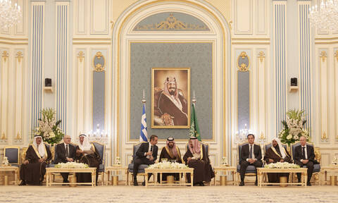 PM Mitsotakis in Abu Dhabi