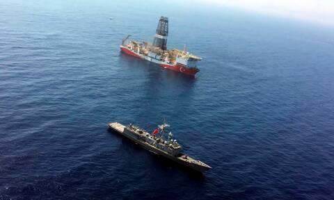 «Χαστούκι» της ΕΕ στην Τουρκία: Δύο άτομα στη λίστα κυρώσεων για τις γεωτρήσεις στην κυπριακή ΑΟΖ
