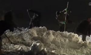 Τραγωδία στην Τουρκία: Μικρό λεωφορείο καταπλακώθηκε από χιονοστιβάδα - Τουλάχιστον 4 νεκροί