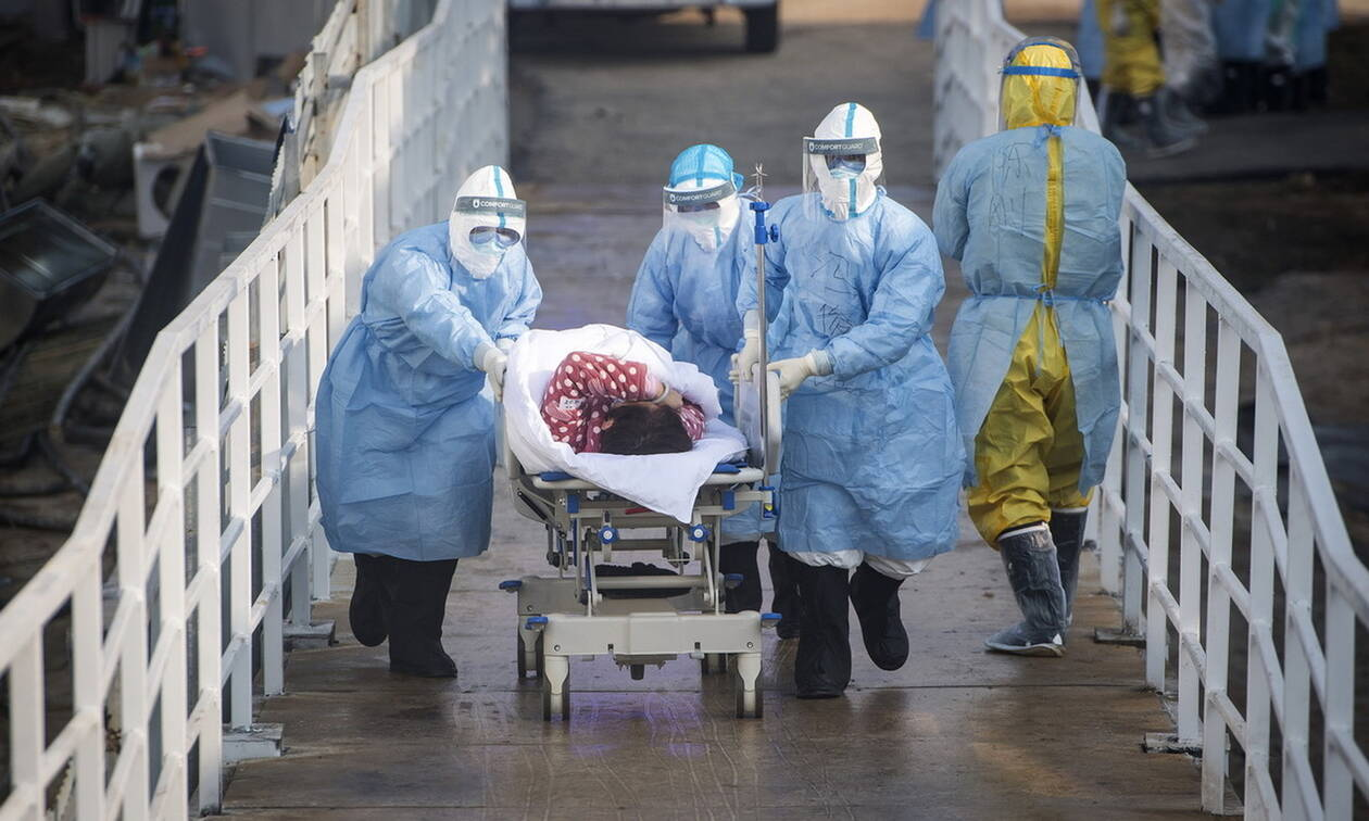Νέος κοροναϊός στην Κίνα: Πλησιάζουν τους 500 οι νεκροί -  24.324 τα επιβεβαιωμένα κρούσματα