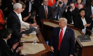 Ντόναλντ Τραμπ: Αντίθετα με τόσους άλλους πριν από μένα, εγώ τηρώ τις υποσχέσεις μου