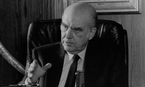 Ανδρέας Παπανδρέου: Σαν σήμερα 5 Φεβρουαρίου του γεννήθηκε το 1919 ο ιδρυτής του ΠΑΣΟΚ