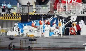 Посольство РФ сообщило о 24 россиянах на борту круизного судна, где обнаружили коронавирус