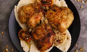 Η αλμυρή συνταγή της ημέρας: Κοτόπουλο zaatar