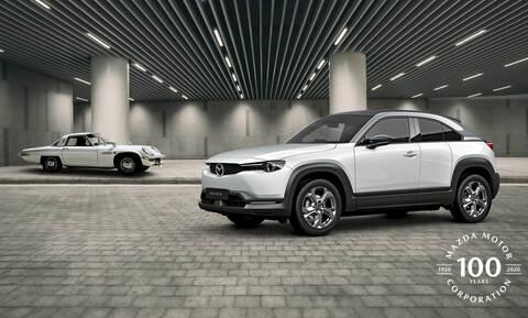 Mazda Motor Corporation 1920-2020 - ένας αιώνας αντισυμβατικότητας