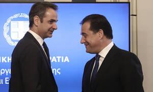 Ο Μητσοτάκης αξιολόγησε το υπ. Ανάπτυξης: Το 2020 κομβική χρονιά για επενδύσεις
