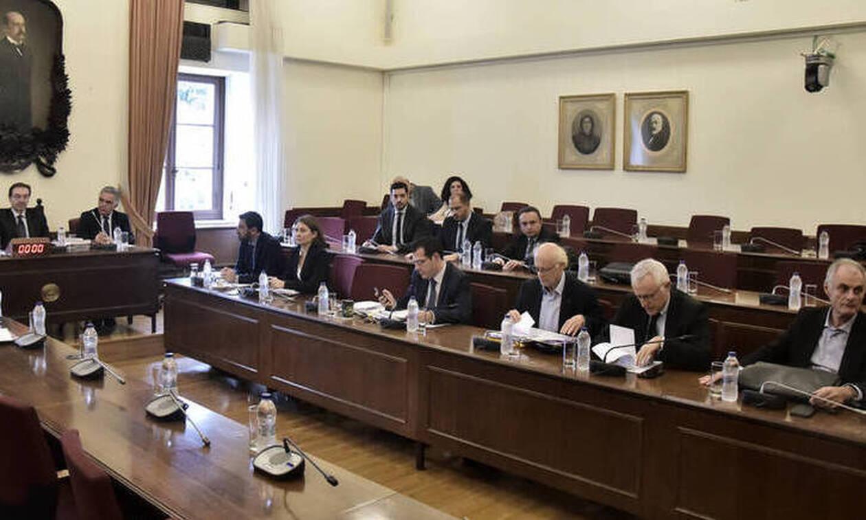 Προανακριτική Novartis: Διαφωνεί η ΝΔ με το αίτημα του ΚΙΝΑΛ να καταθέσει ως «ύποπτη» η Τουλουπάκη