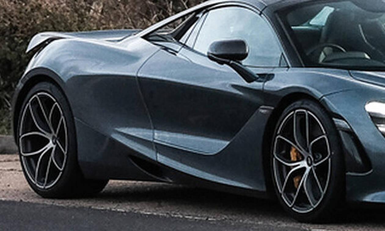 Αυτό το αυτοκίνητο έχει σίγουρα κάτι από το μέλλον!