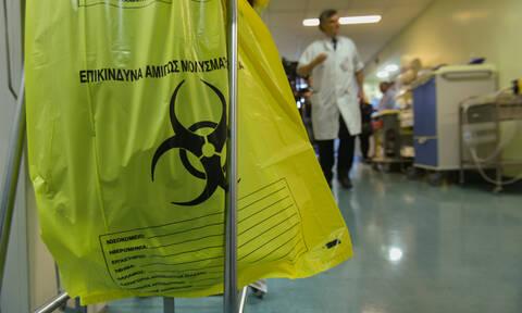 Coronavirus simulation drill held at Attikon hospital