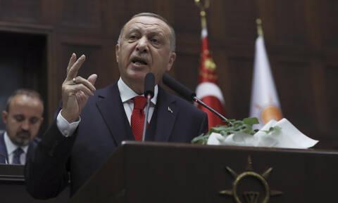 «Γκριζάρει» ξανά τα Ίμια ο Ερντογάν: Προειδοποιήσαμε τους Έλληνες γι'αυτό δεν είχαμε φέτος επεισόδιο