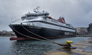Κακοκαιρία: Δεμένα τα πλοία στα λιμάνια - Δείτε ποια δρομολόγια δεν πραγματοποιούνται