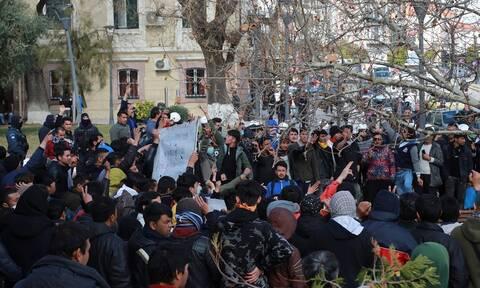 Νέο αίτημα για κήρυξη των νησιών του Β. Αιγαίου σε κατάσταση έκτακτης ανάγκης από τον περιφερειάρχη