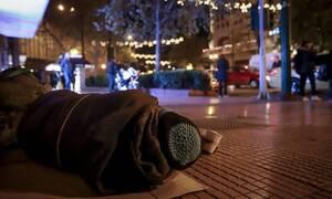 Μέτρα του Δήμου Αθηναίων για τους άστεγους λόγω της κακοκαιρίας