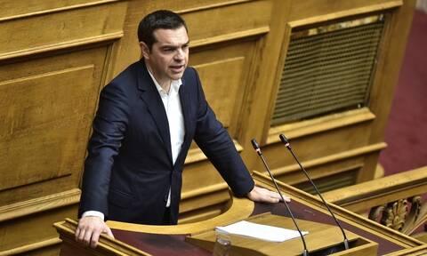 Τσίπρας για κατώτατο μισθό: Ο Μητσοτάκης θα στηρίξει τους εργαζόμενους ή τα συμφέροντα;