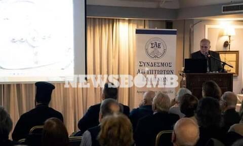 Στολίδι της Ορθοδοξίας:Εκδήλωση των Ελλήνων του Καΐρου για την αποκατάσταση του Ι.Ν Κων/νου & Ελένης