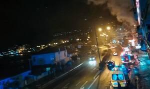 Τραγωδία στην Καβάλα: Νεκρή ηλικιωμένη από φωτιά σε διαμέρισμα (pics)