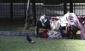 Κακοκαιρία: Τα μέτρα σε Αθήνα και Πειραιά για τους αστέγους - Αυτοί είναι οι θερμαινόμενοι χώροι