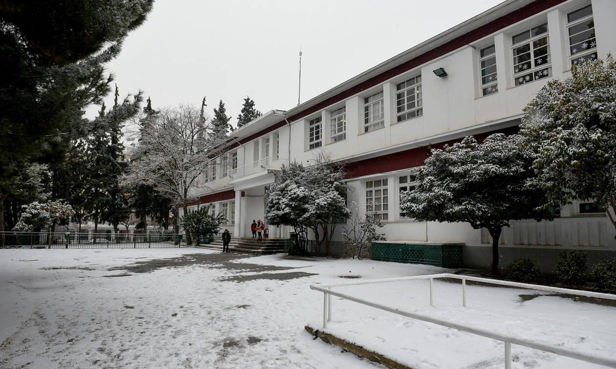 Κακοκαιρία: Κλειστά σχολεία σήμερα - Δείτε σε ποιες περιοχές