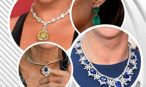 Oscars 2020 - Όσκαρ 2020: Αυτά είναι τα πιο ακριβά κοσμήματα που έχουν φορεθεί ποτέ στα βραβεία