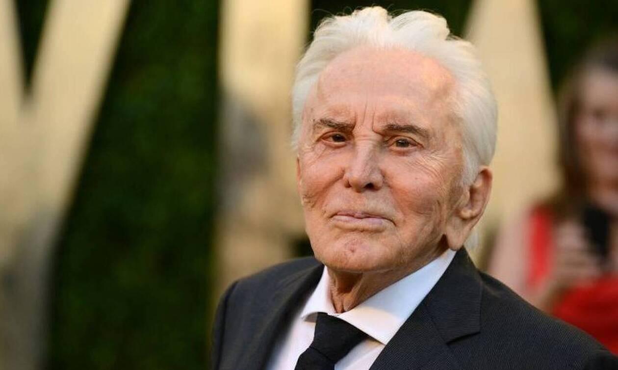 Kirk Douglas, Hollywood legend, dies at 103