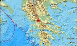 Light earthquake in the region of Karditsa