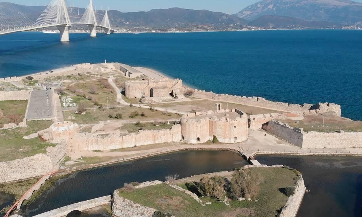 Θρίλερ στην Πάτρα: Εντοπίστηκε πτώμα άνδρα στο Κάστρο του Ρίου