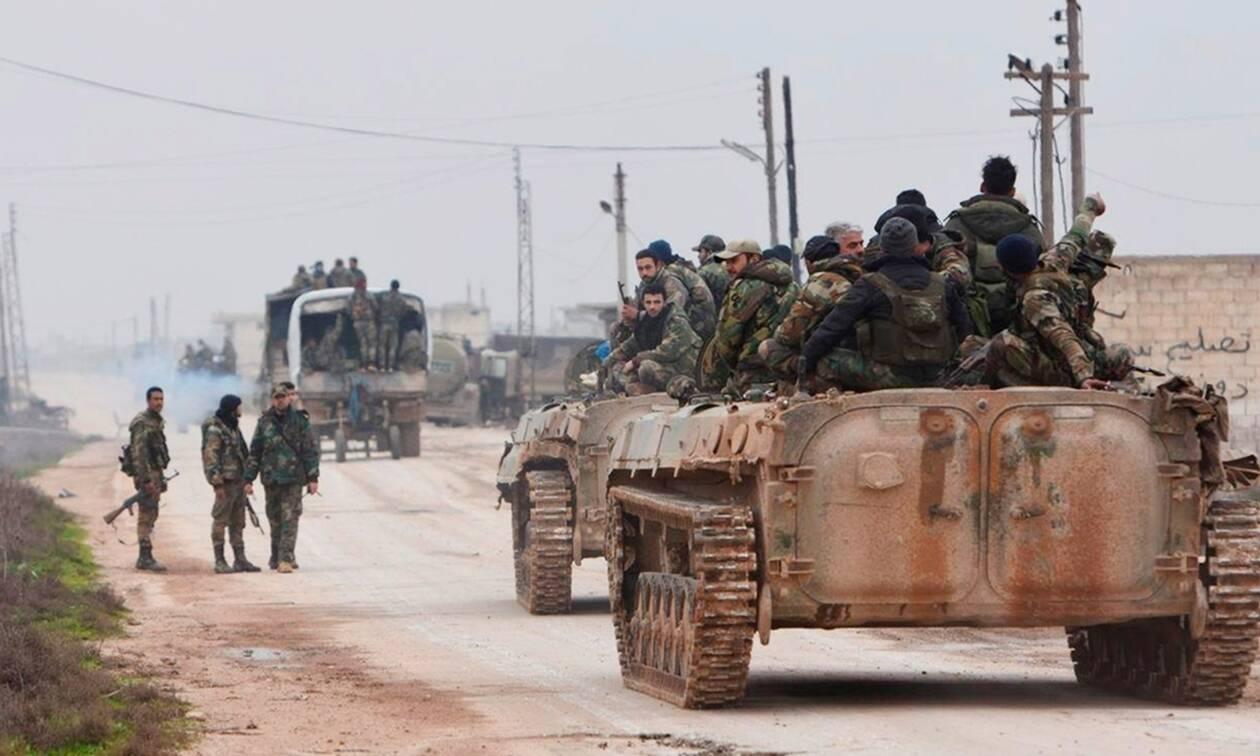 ΕΕ: «Τερματίστε τους βομβαρδισμούς στη Συρία για να στείλουμε ανθρωπιστική βοήθεια»