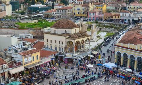 Τα μυστικά για τις πλατείες της Αθήνας που δεν ήξερες