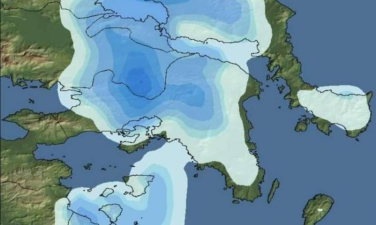 Καιρός: «Καμπανάκι» και από Μαρουσάκη - Χιόνια και στην Αττική τις επόμενες ώρες
