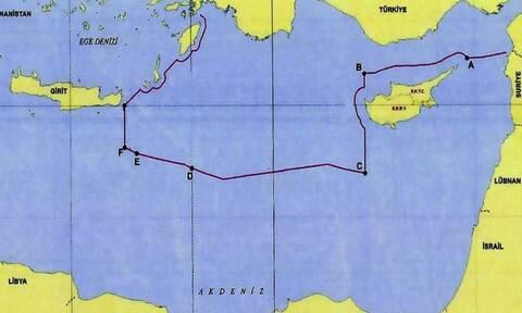 Επικίνδυνα παιχνίδια της Τουρκίας: Σεισμικές έρευνες και γεωτρήσεις μεταξύ Καστελλόριζου - Λιβύης