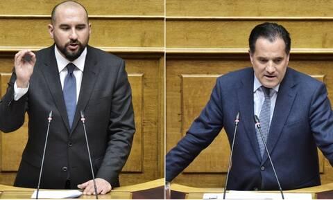 Καβγάς Γεωργιάδη - Τζανακόπουλου για το Ελληνικό: «Ξεμπλοκάρουμε το έργο» - «Είστε ασόβαροι»