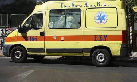Τρίκαλα: 47χρονος τραυματίστηκε σοβαρά σε εργατικό ατύχημα