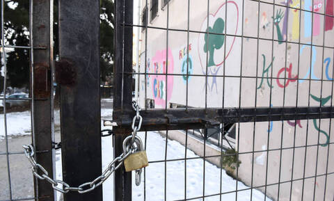 Κλειστά σχολεία: Ποια σχολεία δεν θα λειτουργήσουν την Παρασκευή