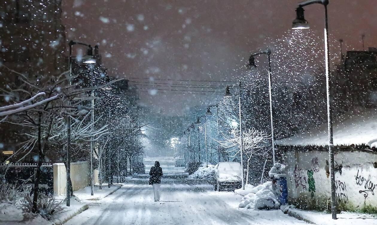 Καιρός: Νύχτα ψύχους στην Αττική! Στα… λευκά Πάρνηθα και Πεντέλη - Τι θα γίνει τις επόμενες ώρες