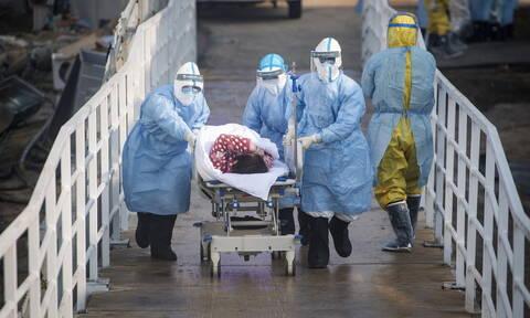 Κοροναϊός στην Κίνα: 636 νεκροί - 4.821 ασθενείς είναι σε κρίσιμη κατάσταση από τον ιό 2019-nCoV