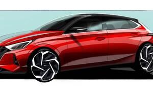 Νέο Hyundai i20: δείτε το πρώτο επίσημο teaser του - Έρχεται το καλοκαίρι!