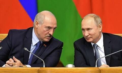 Переговоры Путина и Лукашенко в Сочи пройдут тет-а-тет из-за непогоды