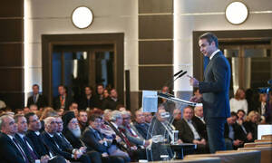 Mitsotakis: Ending the 'unacceptable tax siege' will be the government's first priority