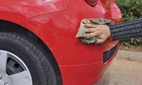 Τρομερό κόλπο: Έτσι θα αφαιρέσεις την γρατζουνιά από το αυτοκίνητό σου δωρεάν!